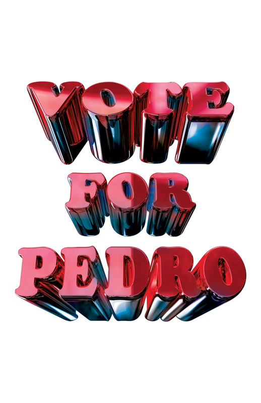 Vote Flyers http://www.clixbagoftricks.com/voteforpedro